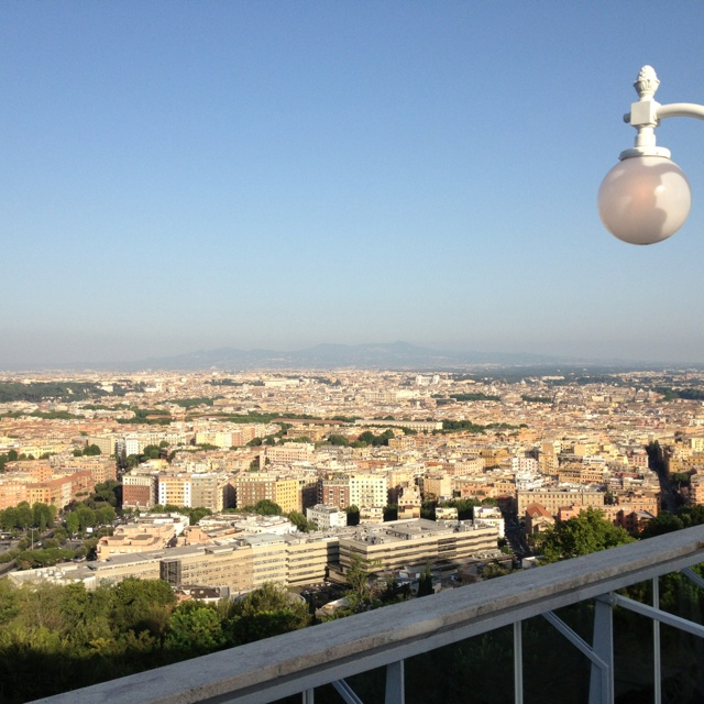 One of the best views of Rome