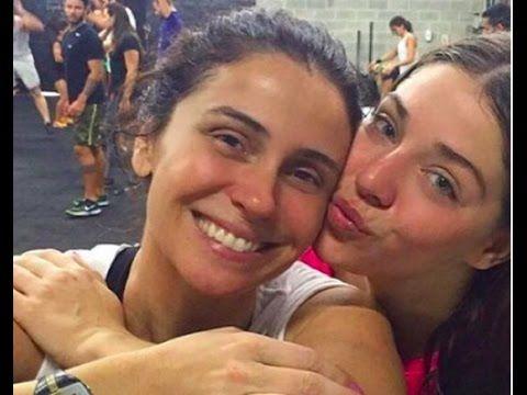 """Atriz defende Giovanna Antonelli e ganha fama de """"marido traído""""."""
