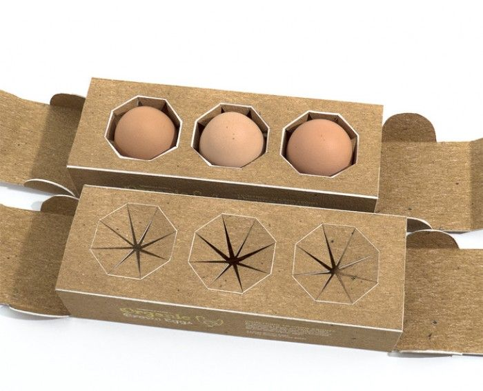 Eggs Packaging: Si tienes huevos, vende con estilo                                                                                                                                                     Más