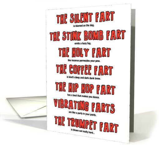 Funny Birthday Wishes Poems Write Birthday Card Funny: Birthday Fart Funny Poem Card