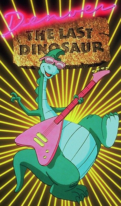 I miss this show. Denver The Last Dinosaur. He's our friend and a whole lot more.