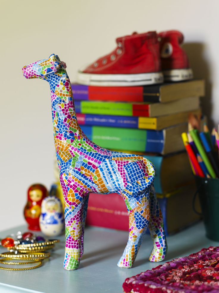 Decopatch Bright Giraffe