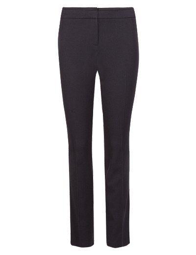 PETITE Angle Seam Slim Leg Trousers | Marks & Spencer London