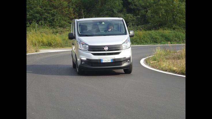 TEST DRIVE: FIAT TALENTO FURGONE e VESPA PRIMAVERA