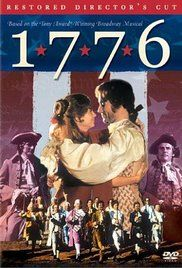 1776 Movie Amazon Prime. A musical retelling of the American Revolution's political struggle in the Continental Congress to declare independence.