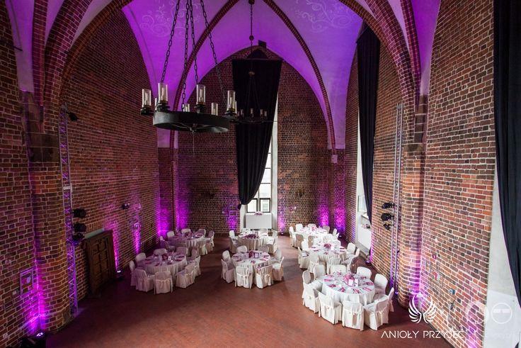 10. Fuchsia Wedding / Wesele fuksjowe,Anioły Przyjęć