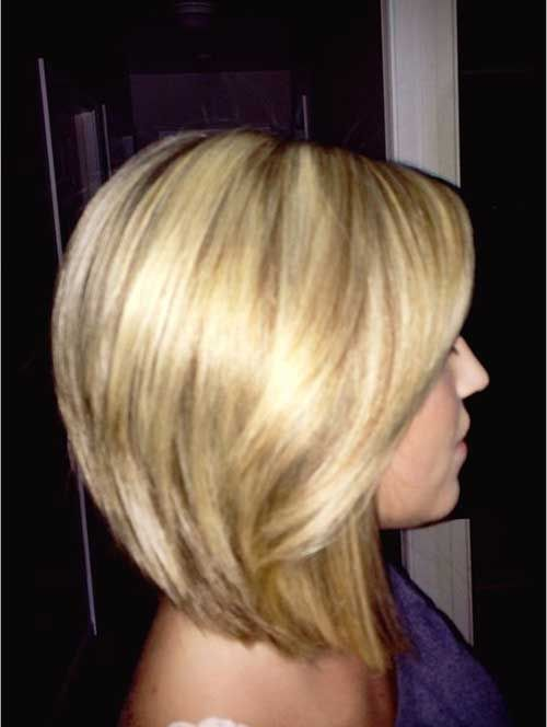 25 Bob Hairstyles with Layers | Bob Hairstyles 2015 ...