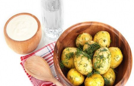 Dieta perfecta: cartofi si iaurt – slabesti 5 kg in doar trei zile
