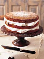 Stacked Applesauce Cake  - Delish.com