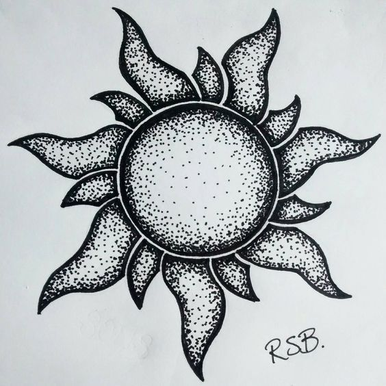Simple Yet Intense Stipple Art To Help You See The Details Art