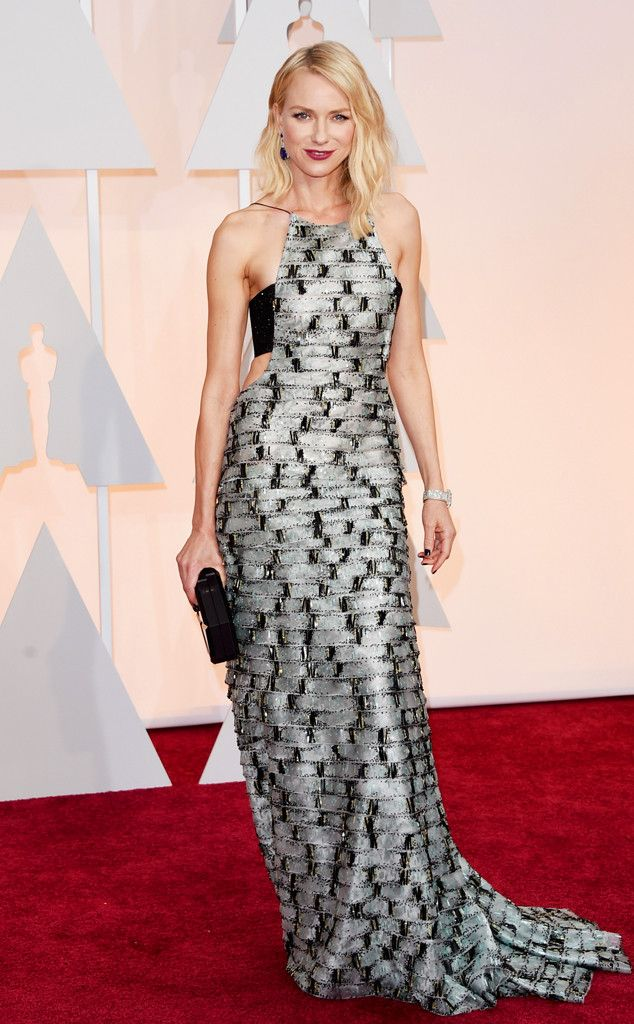 Naomi Watts  from 2015 Oscars: Red Carpet Arrivals | E! Online