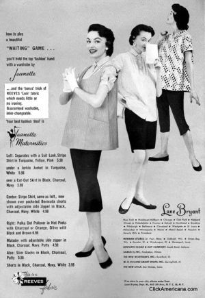 Maternity in the 1950s - 1956-Lane-Bryant-maternity-clothing.jpg