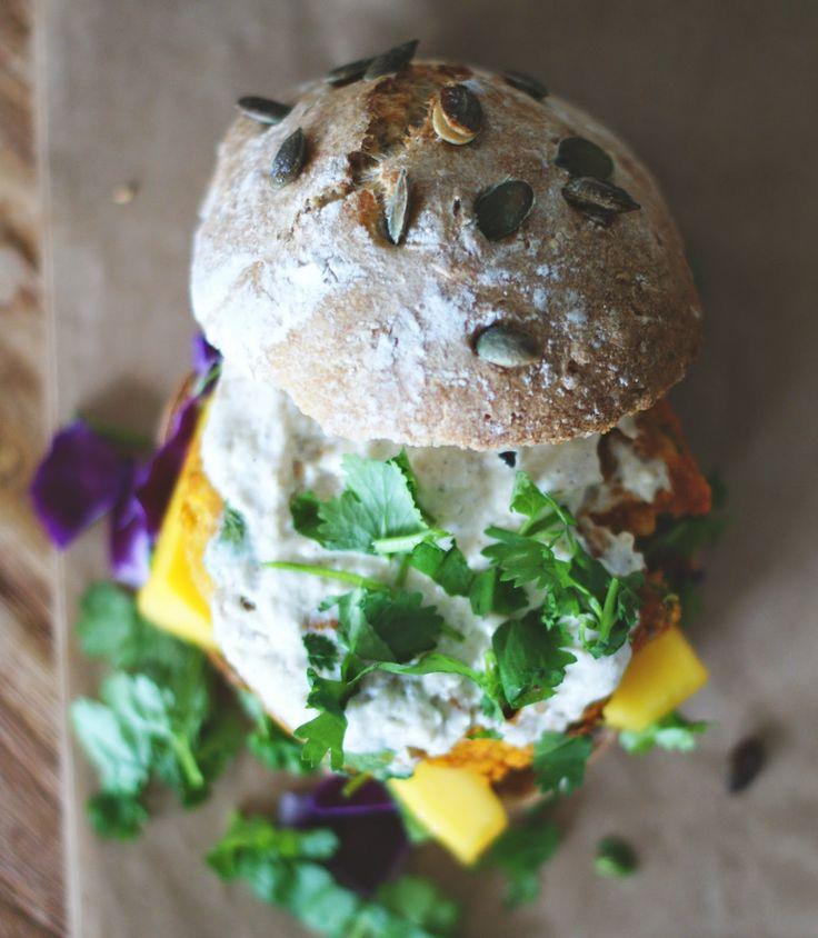 Zin In Eten: Rode linzen burger feest (vegan)