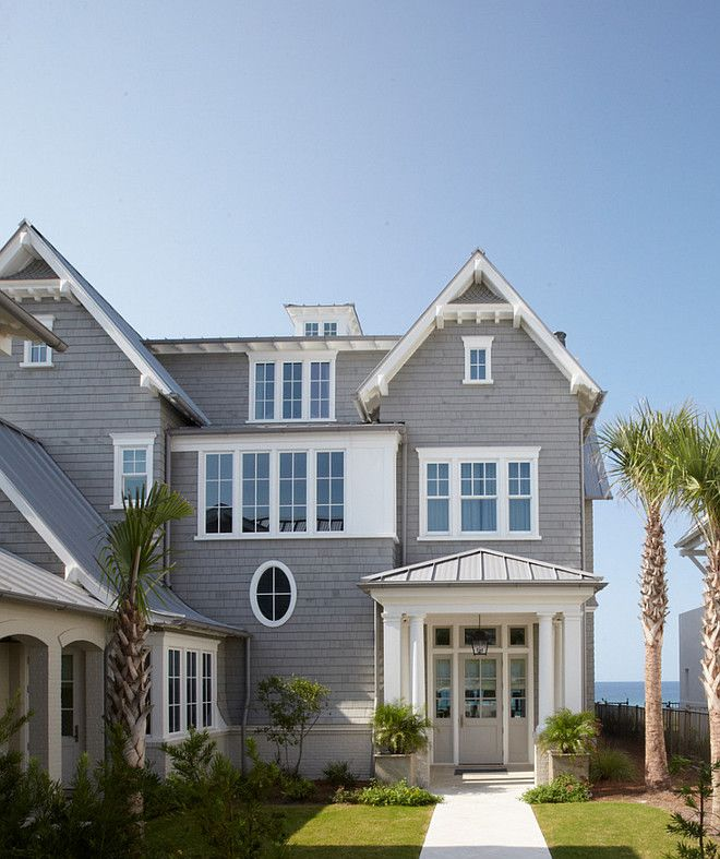 Beach House Exterior Ideas: 1000+ Ideas About Florida Homes Exterior On Pinterest
