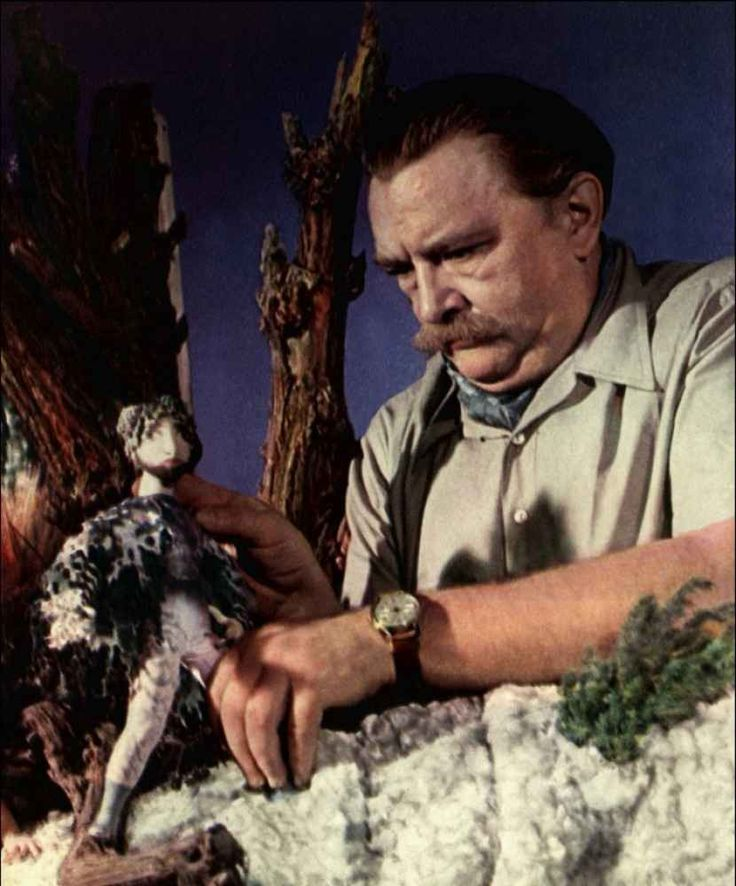 Jiri Trnka, a master of Soviet era #animation