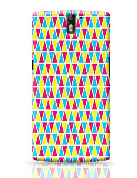 Seamless Aztec Pattern OnePlus One Covers Cases Online India