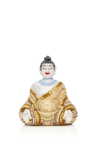 Gautama Buddha by JUDITH LEIBER for Preorder on Moda Operandi