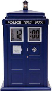 17 best images about doctor who merchandise crafts on pinterest dr who doctor who tardis - Tardis alarm clock ...
