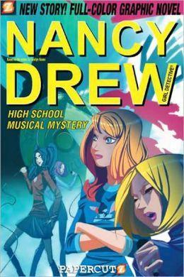 High School Musical Mystery (Nancy Drew Graphic Novel Series #20)