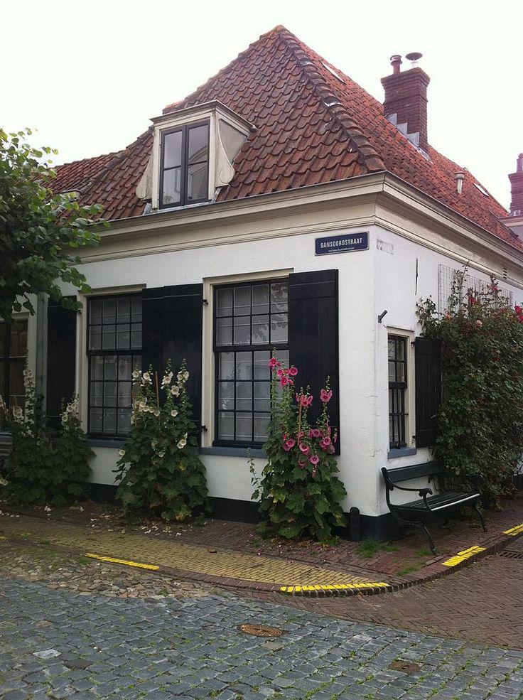 Gansoordstraat, Vesting, Naarden.