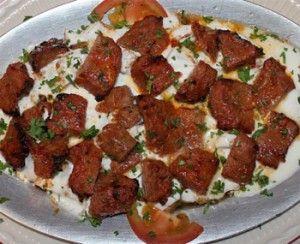 Γιαουρτλού με κεμπάπ - Συνταγές Μαγειρικής - Chefoulis