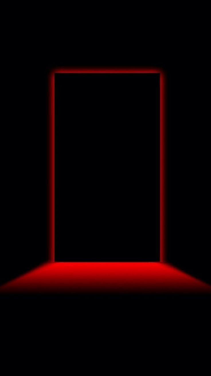 Wallpaper iphone black red -  Iphone6 Wallpaper 3d Black Roomsiphone