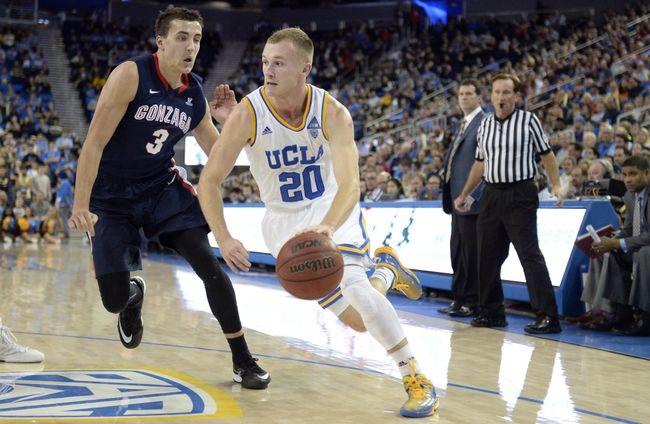 UCLA Bruins vs. Gonzaga Bulldogs-NCAA Tournament - 3/27/15 College Basketball Pick, Odds, and Prediction