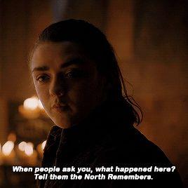 Arya Stark (7x1)