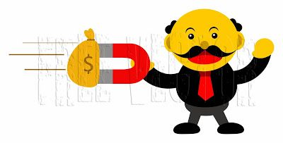 FREE DOWNLOAD: Illustration Vector Graphic Cartoon Character of Businessman in Business Activities (ver 031213)