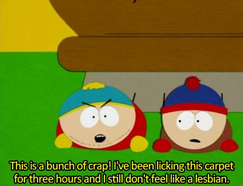 South Park Lesbian 87