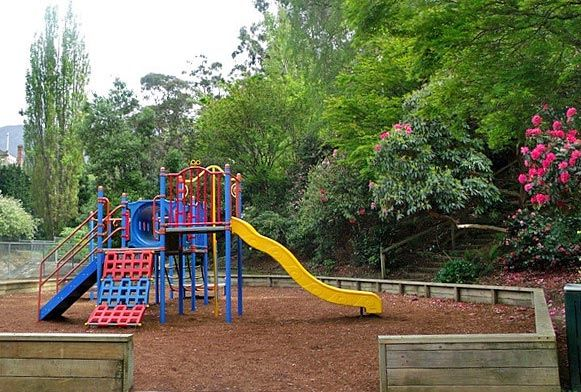 Things to Do in Tasmania with Kids - Cascade Gardens