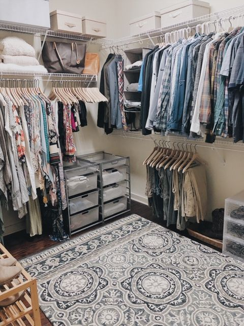 How To Create The Perfectly Organized Closet Closet