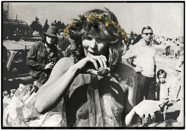 Teatergruppen Solvognens opførelse af Elverhøj i Thylejren 1970 | Flickr - Photo Sharing!