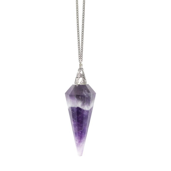 FLORENCE. Amethyst Pendulum Necklace – REGALROSE | SHOP Fashion Jewellery & Accessories