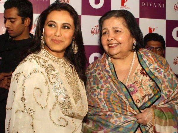 Pamela Chopra and Rani Mukerji take forward the legacy of Late Yash Chopra
