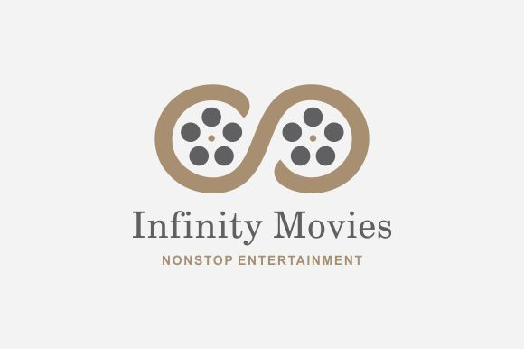 Check out Infinity Movies Logo by A.R STUDIO on Creative Market