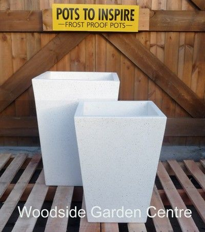 Gorgeous Pinterest  Planters Garden Centre     With Outstanding Large White Terrazzo Square Taper Pot Planters Essex  Woodside Garden  Centre  Pots To Inspire With Enchanting Garden Rubbish Bins Also Garden Vacuum Petrol In Addition Garden Haskins Bristol And Dragon Garden Watford As Well As Raised Garden Boxes With Legs Additionally Melbicks Garden Centre Birmingham From Krpinterestcom With   Outstanding Pinterest  Planters Garden Centre     With Enchanting Large White Terrazzo Square Taper Pot Planters Essex  Woodside Garden  Centre  Pots To Inspire And Gorgeous Garden Rubbish Bins Also Garden Vacuum Petrol In Addition Garden Haskins Bristol From Krpinterestcom