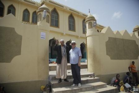 ECTT Chairman Mihai Prundianu in Harar