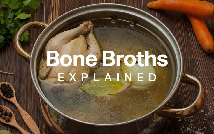 Bone broth remains a trendy health food superstar, and with the arrival of chilly weather, a steaming bowl of broth does have wholesome appeal.