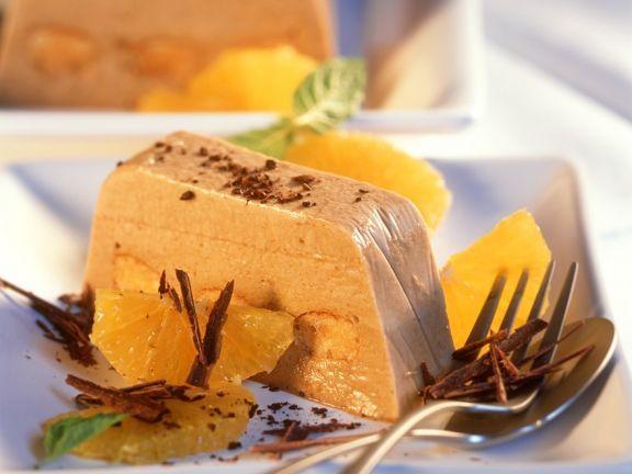 Kaffee-Orangenparfait ist ein Rezept mit frischen Zutaten aus der Kategorie Obst. Probieren Sie dieses und weitere Rezepte von EAT SMARTER!