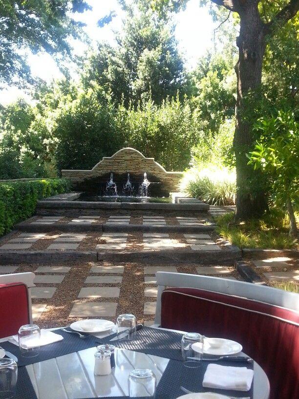 Delaire Restaurant, Stellenbosch, Cape Town