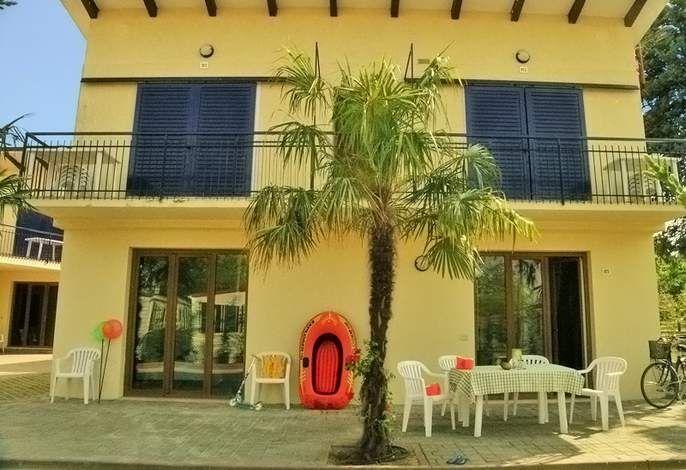 FerienWohnung Holiday resort Bella Italia in Peschiera del Garda - hier will ich Urlaub machen!