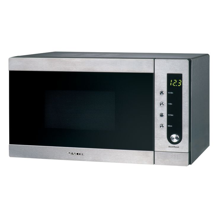 Microwave Oven SMW 6125 - Automatic defrosting - Quick start function - 5 microwave power levels