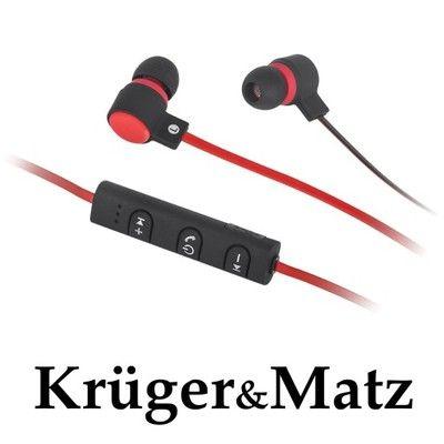 Kup teraz na allegro.pl za 99,00 zł - Słuchawki Sportowe Bluetooth Kruger&Matz 70BT (6831673622). Allegro.pl - Radość zakupów i bezpieczeństwo dzięki Programowi Ochrony Kupujących!