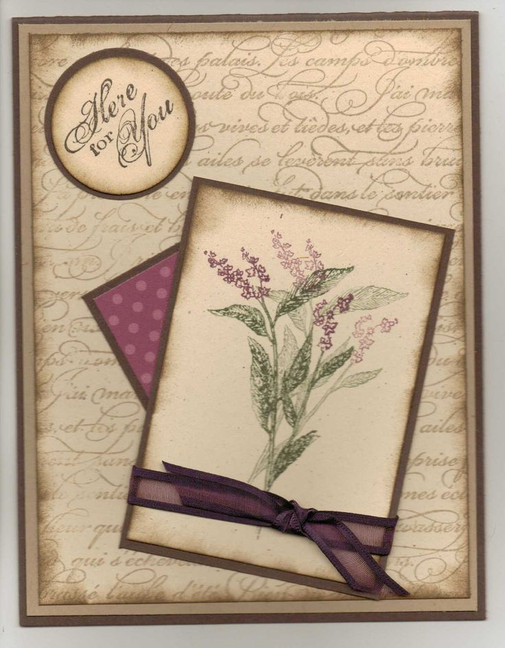 Beautiful Handmade Card / Stampin Up / Other / by sassybugscraps, $2.95