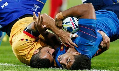 France-Roumanie 38-11