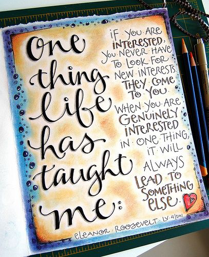 Love this journal page.