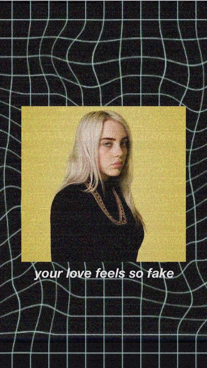 Billie Billie Billie Eilish Cute Wallpapers