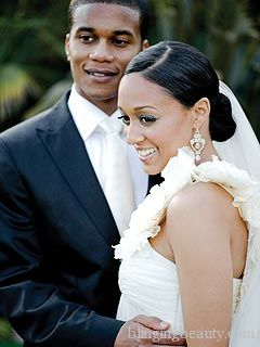 Tia Mowry Wedding
