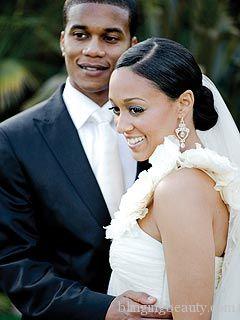 Tia Mowry Wedding